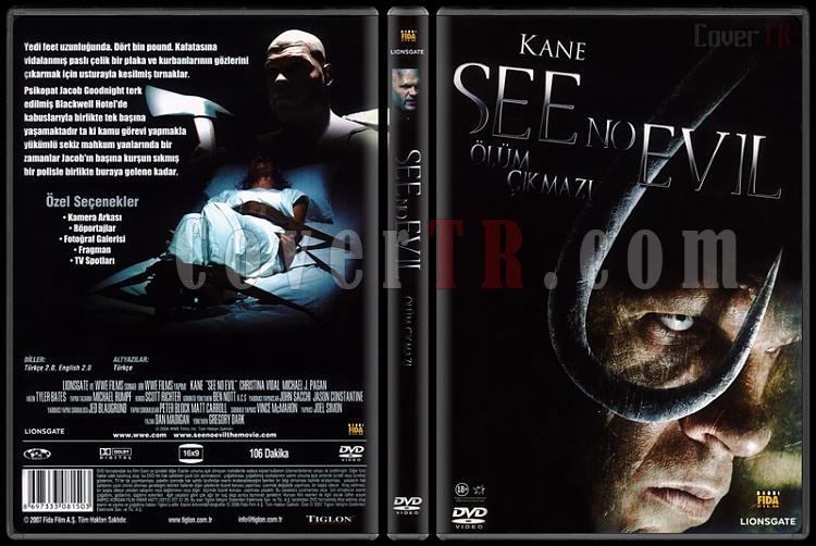 See No Evil (Ölüm Çıkmazı) - Scan Dvd Cover - Türkçe [2006]-see-no-evil-olum-cikmazijpg