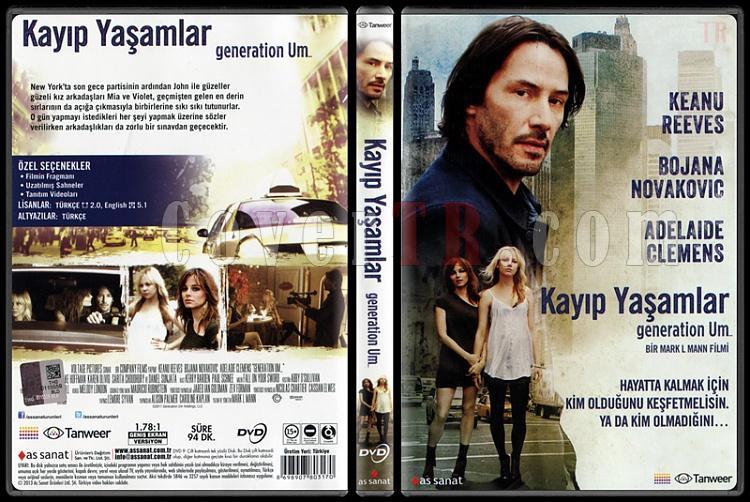 Generation Um (Kayıp Yaşamlar) - Scan Dvd Cover - Türkçe [2012]-generation-um-kayip-yasamlar-scan-dvd-cover-turkce-2012jpg