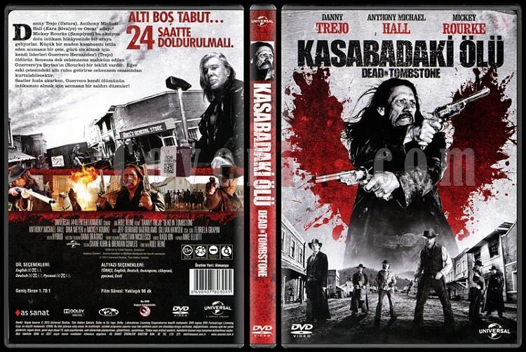 Dead in Tombstone (Kasabadaki Ölü) - Scan Dvd Cover - Türkçe [2013]-dead-tombstone-kasabadaki-olu-scan-dvd-cover-turkce-2013jpg