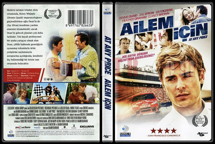 At Any Price (Ailem İçin) - Scan Dvd Cover - Türkçe [2012]-any-price-ailem-icin-scan-dvd-cover-turkce-2012jpg