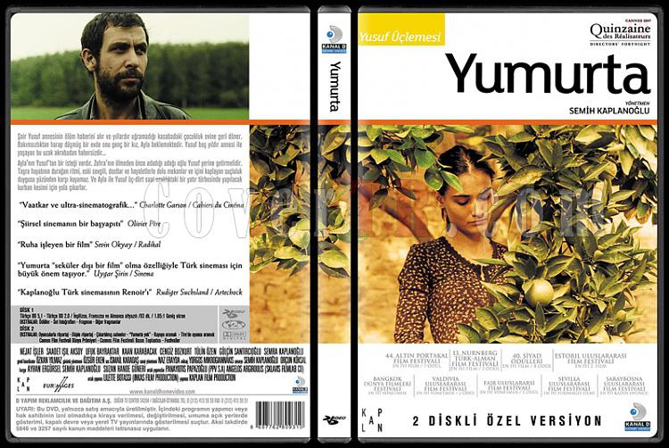 Yumurta - Scan Dvd Cover - Türkçe [2007]-yumurtajpg