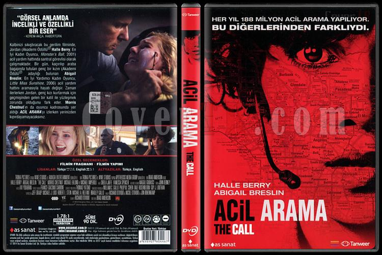 The Call (Acil Arama) - Scan Dvd Cover - Türkçe [2013]-call-acil-arama-scan-dvd-cover-turkce-2013jpg