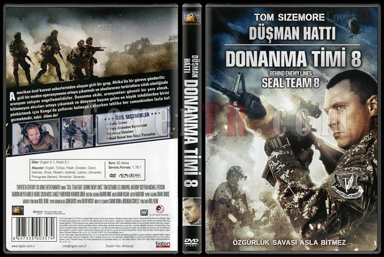 Seal Team Eight: Behind Enemy Lines (Düşman Hattı: Donanma Timi 8) - Scan Dvd Cover - Türkçe [2014]-seal-team-eight-behind-enemy-lines-dusman-hatti-donanma-timi-8-scan-dvd-cover-turkce-2014jpg
