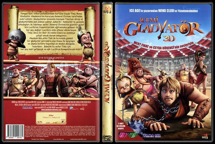 Gladiators of Rome (Acemi Gladyatör) - Scan Dvd Cover - Türkçe [2012]-gladiators-rome-acemi-gladyator-scan-dvd-cover-turkce-2012jpg