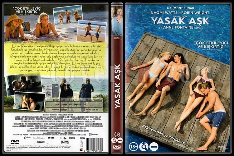 Two Mothers / Adore (Yasak Aşk) - Scan Dvd Cover - Türkçe [2013]-two-mothers-adore-yasak-ask-scan-dvd-cover-turkce-2013jpg