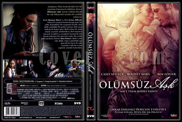 Ain't Them Bodies Saints (Ölümsüz Aşk) - Scan Dvd Cover - Türkçe [2013]-aint-them-bodies-saints-olumsuz-ask-scan-dvd-cover-turkce-2013jpg