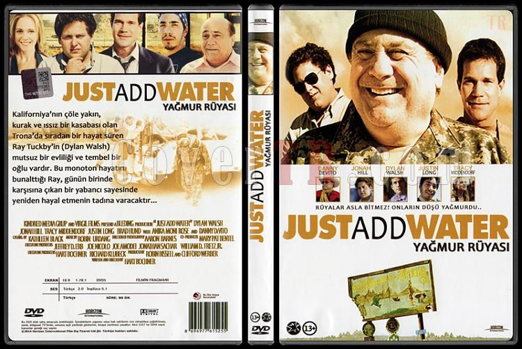 Just Add Water (Yağmur Rüyası) - Scan Dvd Cover - Türkçe [2008]-just-add-water-yagmur-ruyasi-scan-dvd-cover-turkce-2008jpg