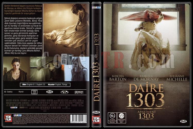 Apartment 1303 (Daire 1303) - Scan Dvd Cover - Türkçe [2012]-apartment-1303-daire-1303-custom-dvd-cover-turkce-2012jpg