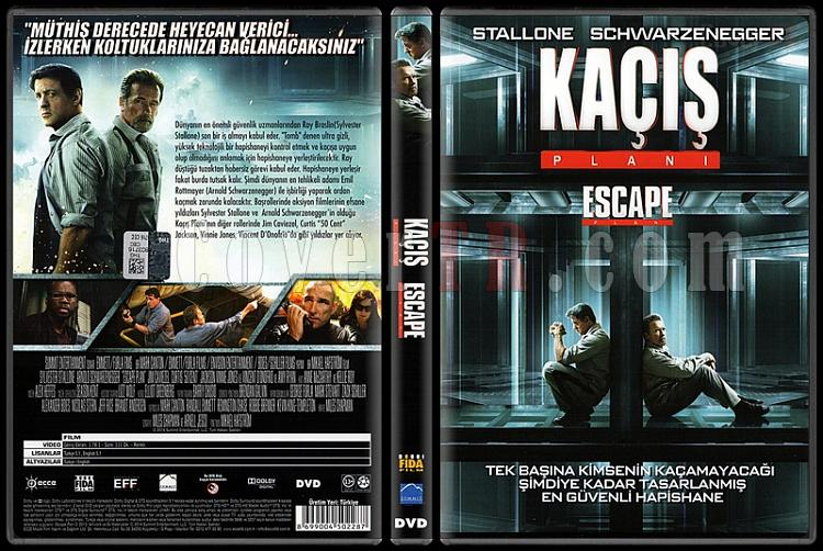 Escape Plan (Kaçış Planı) - Scan Dvd Cover - Türkçe [2013]-escape-plan-kacis-plani-scan-dvd-cover-turkce-2013jpg