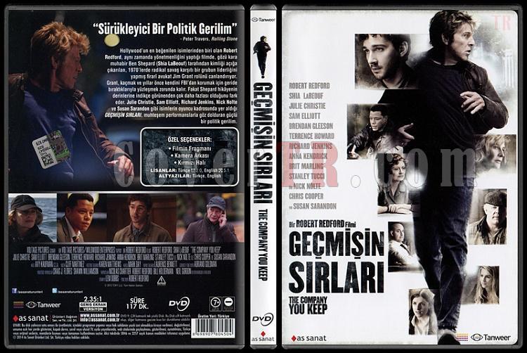 The Company You Keep (Geçmişin Sırları) - Scan Dvd Cover - Türkçe [2012]-company-you-keep-gecmisin-sirlari-scan-dvd-cover-turkce-2012jpg