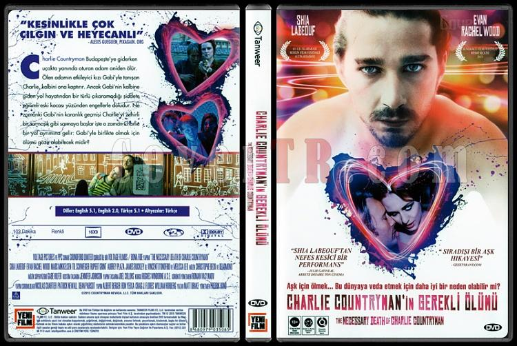 The Necessary Death Of Charlie Countryman (Charlie Countryman'ın Gerekli Ölümü) - Scan Dvd Cover - Türkçe [2013]-necessary-death-charlie-countryman-charlie-countrymanin-gerekli-olumu-scan-dvd-coverjpg