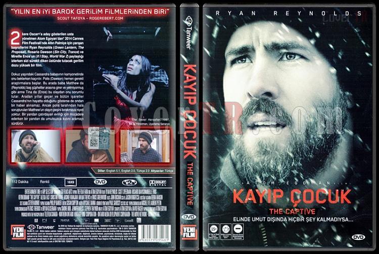 The Captive (Kayıp Çocuk) - Scan Dvd Cover - Türkçe [2014]-captive-kayip-cocuk-scan-dvd-cover-turkce-2014jpg