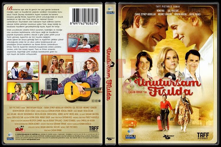 Unutursam Fısılda - Scan Dvd Cover - Türkçe [2014]-unutursam-fisilda-scan-dvd-cover-turkce-2014jpg
