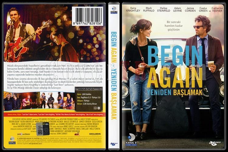 Begin Again (Yeniden Başlamak) - Scan Dvd Cover - Türkçe [2013]-begin-again-yeniden-baslamak-scan-dvd-cover-turkce-2013jpg