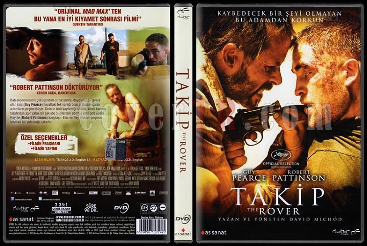 The Rover (Takip) - Scan Dvd Cover - Türkçe [2014]-rover-takip-scan-dvd-cover-turkce-2014jpg
