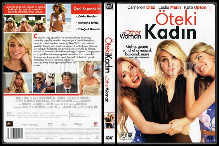 The Other Woman (Öteki Kadın) - Scan Dvd Cover - Türkçe [2014]-other-woman-oteki-kadin-scan-dvd-cover-turkce-2014jpg