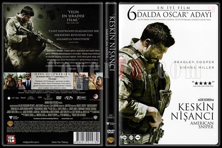 American Sniper (Keskin Nişancı) - Scan Dvd Cover - Türkçe [2014]-american-sniper-keskin-nisanci-scan-dvd-cover-turkce-2014jpg