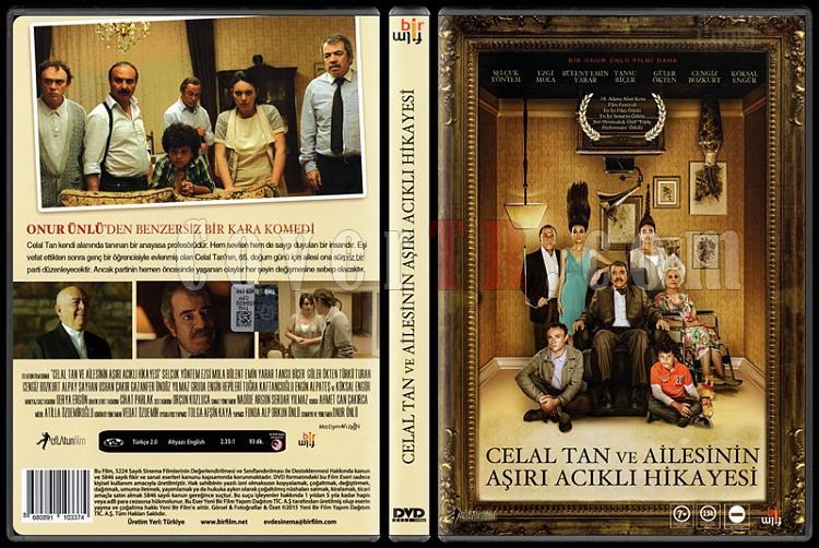Celal Tan ve Ailesinin Aşırı Acıklı Hikayesi - Scan Dvd Cover - Türkçe [2014]-celal-tan-ve-ailesinin-asiri-acikli-hikayesi-scan-dvd-cover-turkce-2014jpg