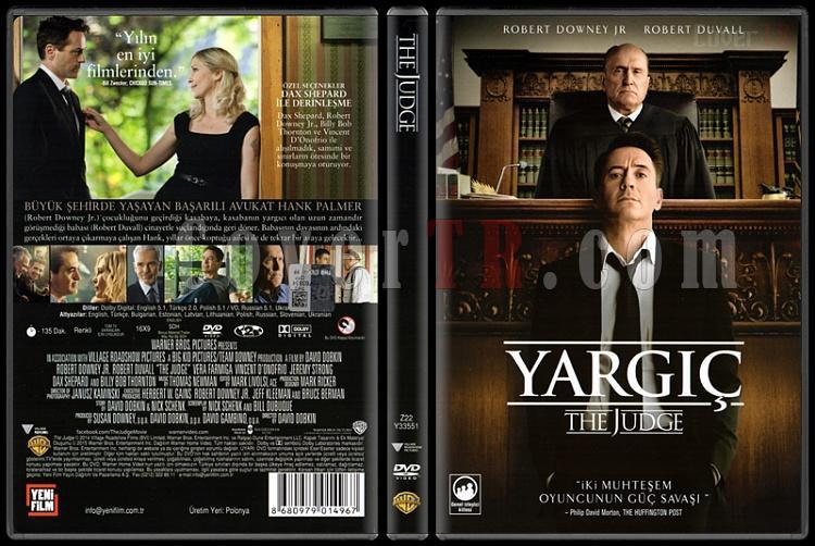 The Judge (Yargıç) - Scan Dvd Cover - Türkçe [2014]-judge-yargic-scan-dvd-cover-turkce-2014jpg