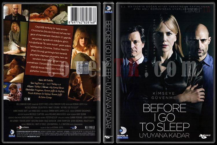 Before I Go to Sleep (Uyuyana kadar) - Scan Dvd Cover - Türkçe [2014]-before-i-go-sleep-uyuyana-kadar-scan-dvd-cover-turkce-2014jpg
