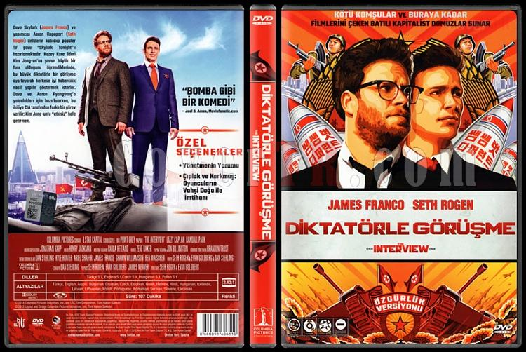 The Interview (Diktatörle Görüşme) - Scan Dvd Cover - Türkçe [2014]-interview-diktatorle-gorusme-scan-dvd-cover-turkce-2014jpg