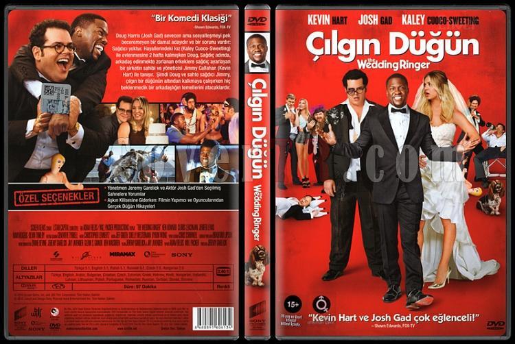 The Wedding Ringer (Çılgın Düğün) - Scan Dvd Cover - Türkçe [2015]-wedding-ringer-cilgin-dugun-scan-dvd-cover-turkce-2015jpg