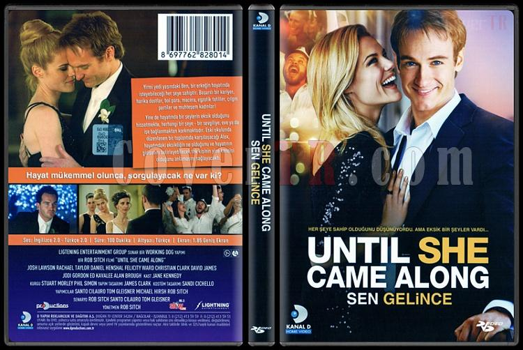 Until She Came Along / Any Questions For Ben (Sen Gelince) - Scan Dvd Cover - Türkçe [2014]-until-she-came-along-any-questions-ben-sen-gelince-scan-dvd-cover-turkce-2014jpg
