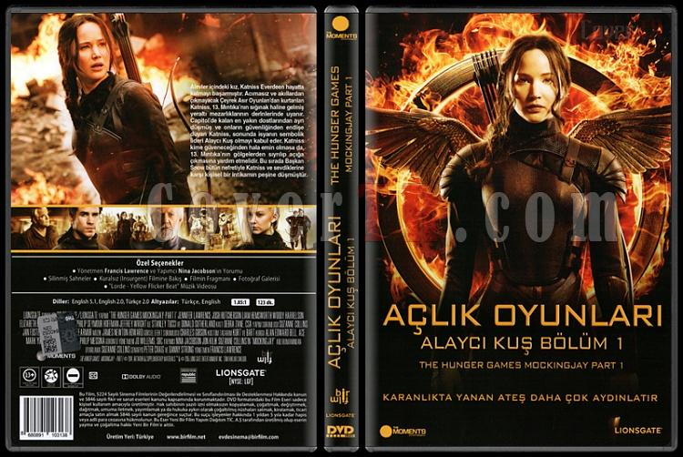 The Hunger Games: Mockingjay Part 1 (Açlık Oyunları: Alaycı Kuş Bölüm 1) - Scan Dvd Cover - Türkçe [2014]-hunger-games-mockingjay-part-1-aclik-oyunlari-alayci-kus-bolum-1-scan-dvd-cover-turkcejpg
