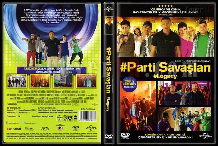 Legacy (Parti Savaşları) - Scan Dvd Cover - Türkçe [2015]-legacy-parti-savaslari-scan-dvd-cover-turkce-2015jpg