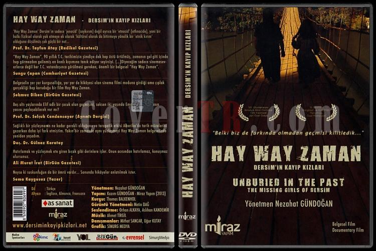 Hay Way Zaman: Dersim'in Kayıp Kızları - Scan Dvd Cover - Türkçe [2013]-hay-way-zaman-dersimin-kayip-kizlarijpg