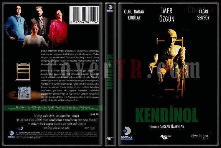 Kendin Ol - Scan Dvd Cover - Türkçe [2015]-kendin-oljpg