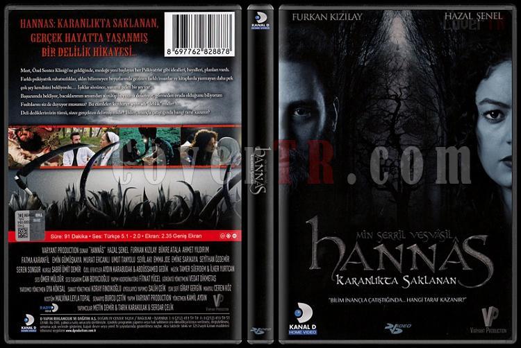 Hannas: Karanlıkta Saklanan - Scan Dvd Cover - Türkçe [2015]-hannas-karanlikta-saklananjpg