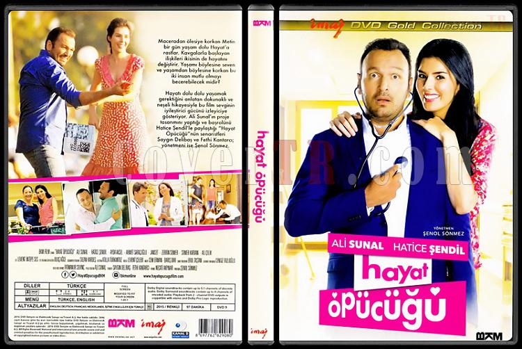 Hayat Öpücügü - Scan Dvd Cover - Türkçe [2015]-hayat-opucugujpg