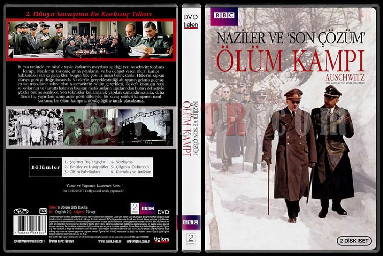 Auschwitz The Nazis And The Final Solution (Ölüm Kampı Naziler ve Son Çözüm) - Scan Dvd Cover - Türkçe [2005]-olum-kampi-naziler-ve-son-cozum-auschwitz-nazis-final-solutionjpg