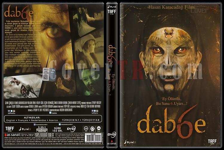 Dabbe 6 - Scan Dvd Cover - Türkçe [2015]-dabbe-6jpg