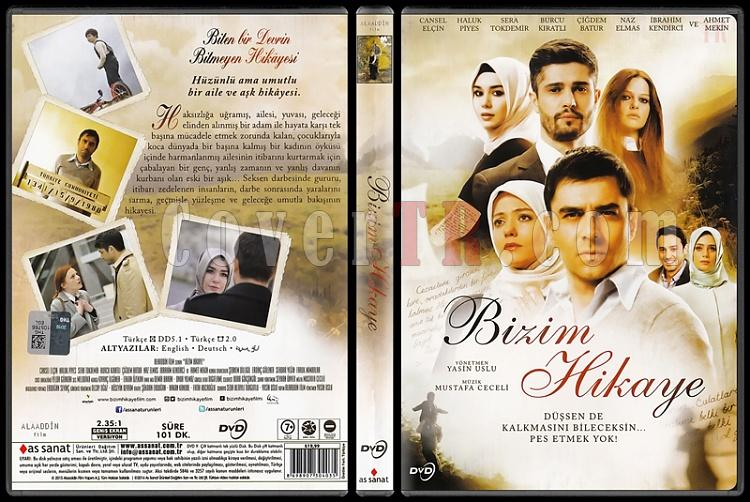 Bizim Hikaye - Scan Dvd Cover - Türkçe [2015]-bizim-hikayejpg