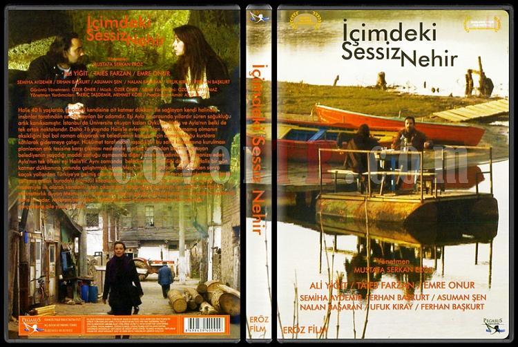 içimdeki Sessiz Nehir - Scan Dvd Cover - Türkçe [2010]-icimdeki-sessiz-nehirjpg