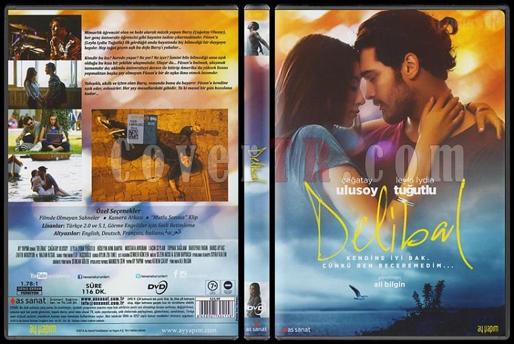 Delibal - Scan Dvd Cover - Türkçe [2015]-delibaljpg