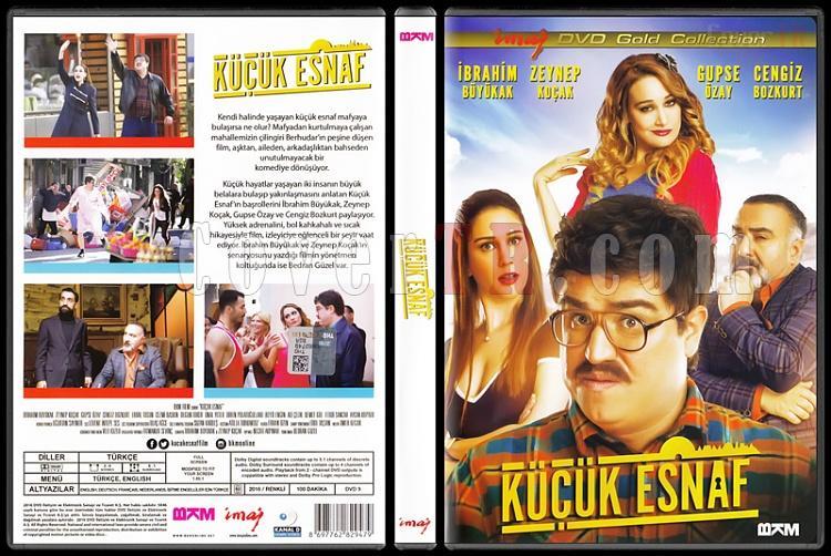 Küçük Esnaf - Scan Dvd Cover - Türkçe [2016]-kucuk-esnafjpg