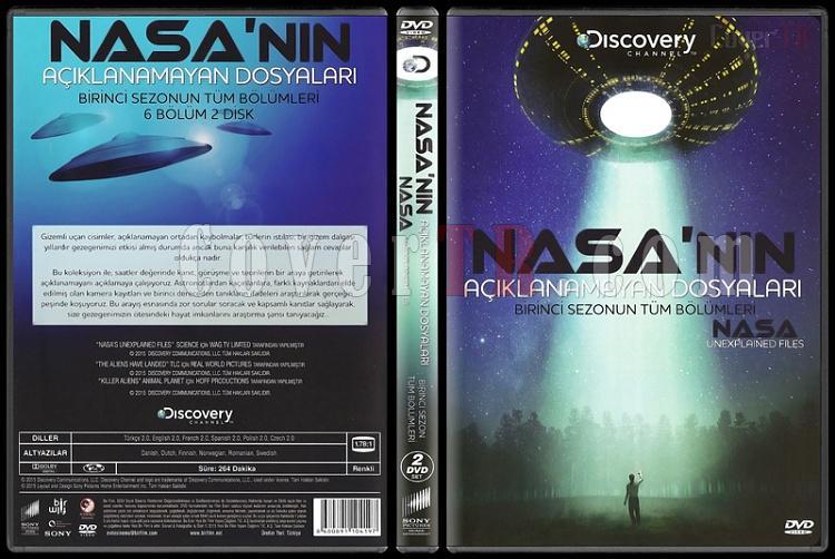 Nasa's Unexplained Files (Nasa'nın Açıklanamayan Dosyaları) - Scan Dvd Cover - Türkçe [2012]-discovery-nasanin-aciklanamayan-dosyalari-nasas-unexplained-filesjpg