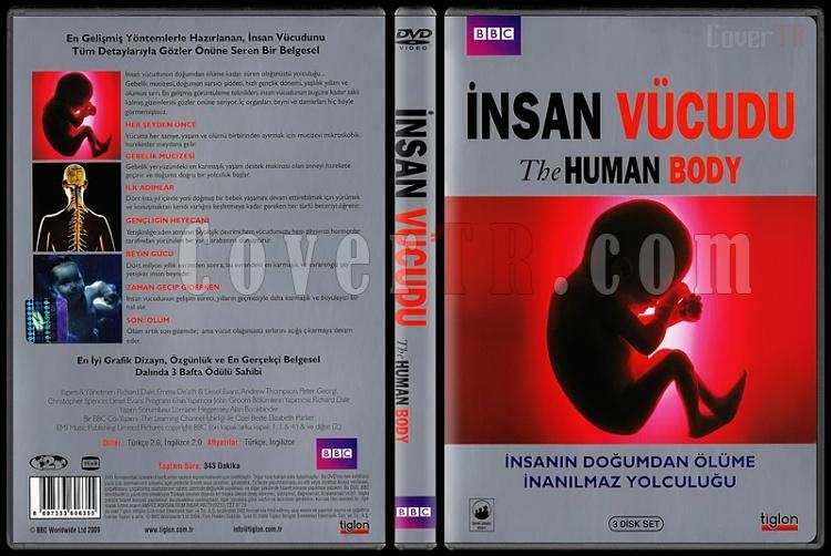 The Human Body (BBC: insan Vücudu) - Scan Dvd Cover - Türkçe [1998]-bbc-insan-vucudu-human-bodyjpg