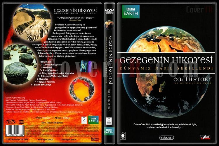 Earth Story (BBC Earth: Gezegenin Hikayesi) - Scan Dvd Cover - Türkçe [1998]-bbc-earth-gezegenin-hikayesi-earth-storyjpg