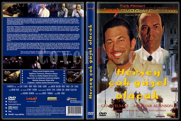 Herşey Çok Güzel Olacak - Scan Dvd Cover - Türkçe [1998]-untitled-1jpg