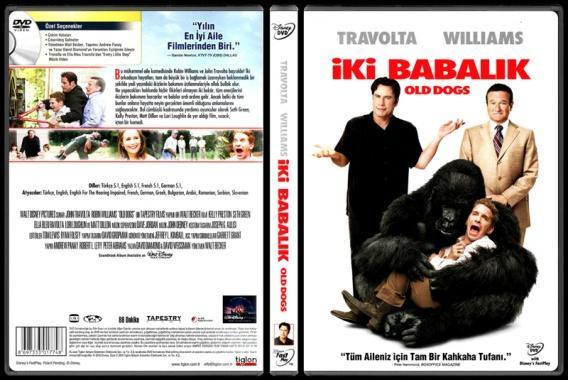 Old Dogs (İki Babalık) - Scan Dvd Cover - Türkçe [2009]-iki-babalik-old-dogsjpg