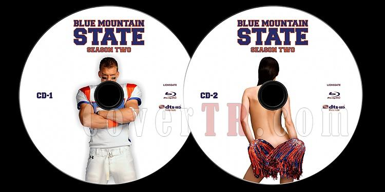 Blue Mountain State (Season 2) - Custom Bluray Label Set - English [2010-2011]-blue-mountain-state-season-2-custom-bluray-label-cd-1-2jpg