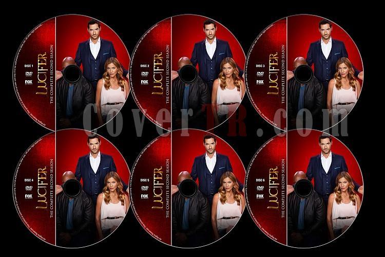 Lucifer (Season 2) - Custom Dvd Label Set - English [2016]-luciferjpg