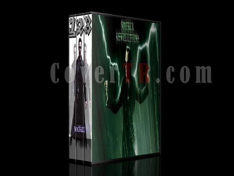MATRİX METRİX - Custom Dvd Cover Set - English [1999]-setttjpg