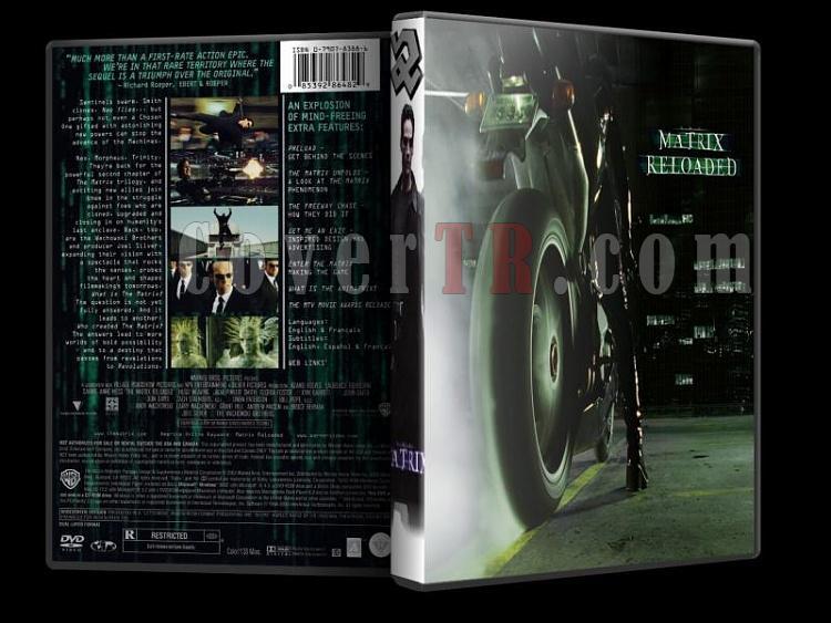 MATRİX METRİX - Custom Dvd Cover Set - English [1999]-matrix-2jpg