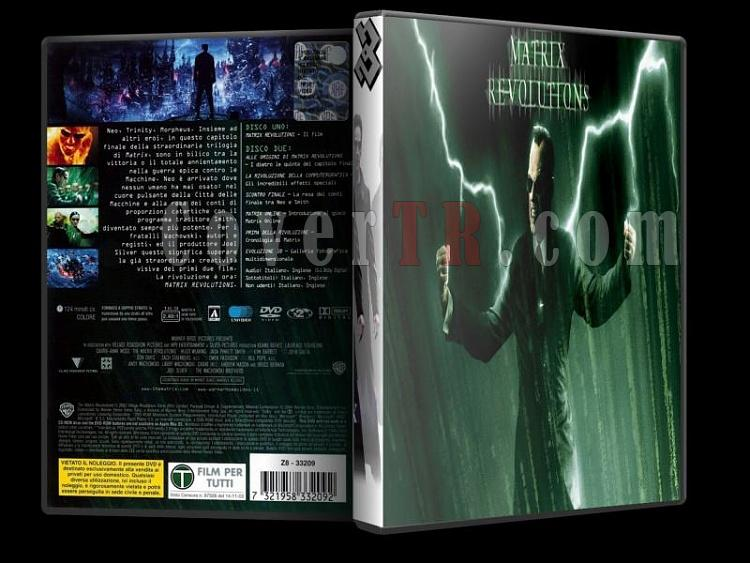 MATRİX METRİX - Custom Dvd Cover Set - English [1999]-matrix-3jpg
