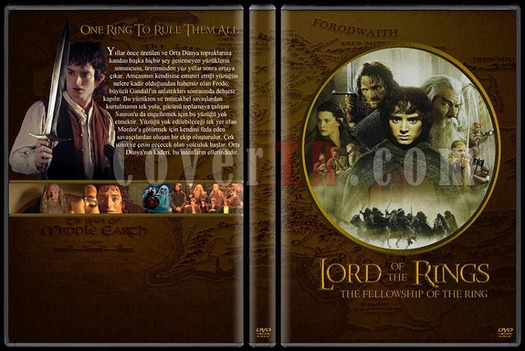 Lord of the Rings DVD Cover Set (Deneme)-001jpg